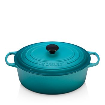 Le Creuset - 8 Qt. Signature Oval Dutch Oven