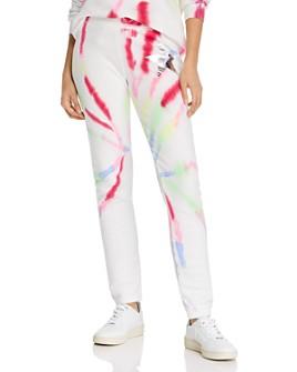 AQUA - Star Tie-Dye Sweatpants - 100% Exclusive