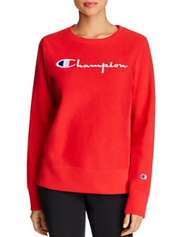 Champion - Crewneck Fleece Sweatshirt