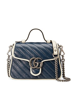 Gucci - GG Marmont Mini Top Handle Bag