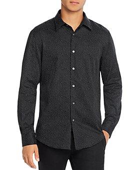 John Varvatos Collection - Slim Fit Henley Shirt