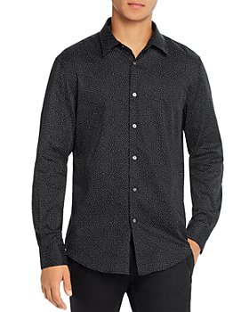 John Varvatos Collection - Slim Fit Henley Shirt