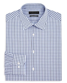 The Men's Store at Bloomingdale's - Sport Check Slim Fit Dress Shirt