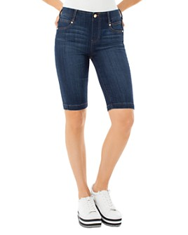 Liverpool Los Angeles - Gia Denim Shorts in Dorsey