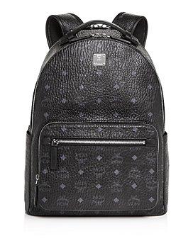 MCM - Stark Monogram Backpack