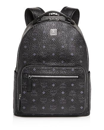 Mcm Stark Monogram Backpack Bloomingdale S