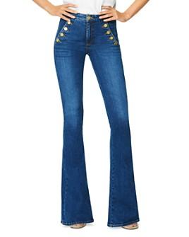 Ramy Brook - Helena Flared Leg Sailor Jeans