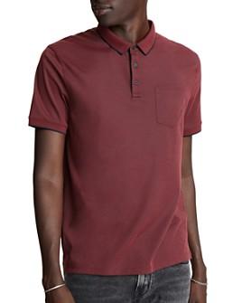 John Varvatos Star USA - Cambridge Pique Regular Fit Polo Shirt