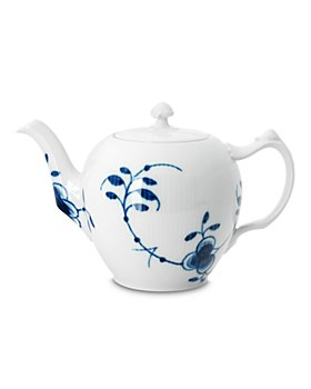 "Royal Copenhagen - ""Blue Fluted Mega"" Teapot"