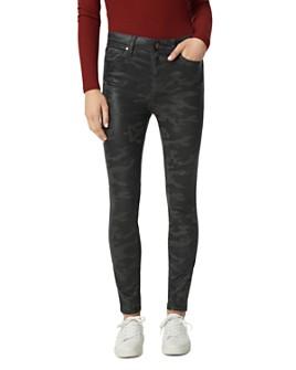 Joe's Jeans - The Charlie Ankle Skinny Jeans in Castlerock