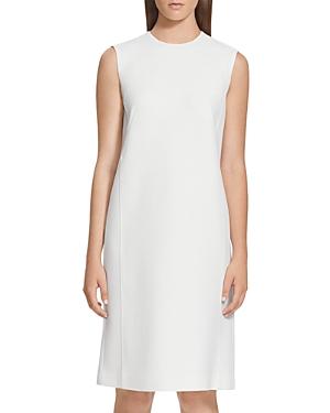 Lafayette 148 Dresses POLLY WOOL SHIFT DRESS