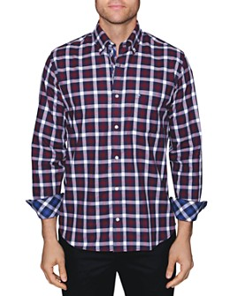 TailorByrd - Ton Classic Fit Button-Down Shirt