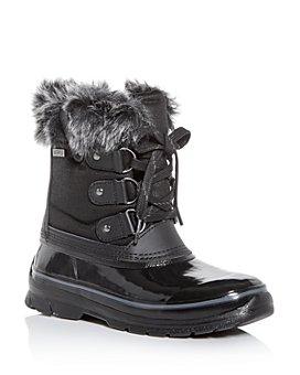 Khombu - Women's Julia Waterproof Duck Boots