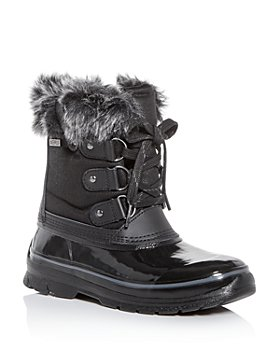 Khombu - Women's Julia Waterproof Duck Boots