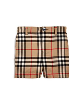 Burberry - Boys' Sean Vintage Check Shorts - Baby