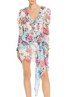 Rococo Sand - Xandra Floral Mini Dress