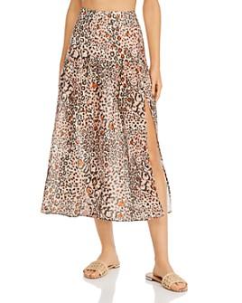 Suboo - Uma Midi Skirt