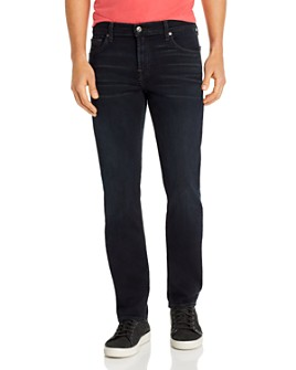 7 For All Mankind - Slimmy Slim Fit Jeans in Verdous