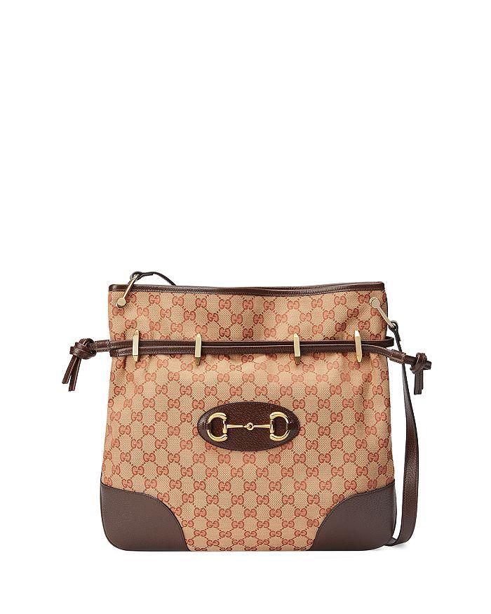 Gucci - 1955 Horsebit Large Messenger Bag