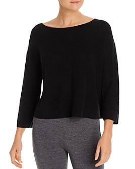 Eileen Fisher - Boat-Neck Sweater