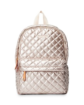 MZ WALLACE - Metallic City Metro Backpack