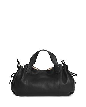 Gerard Darel 24 Leather Satchel-Women