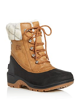 Sorel - Women's Whistler Waterproof Cold-Weather Boots
