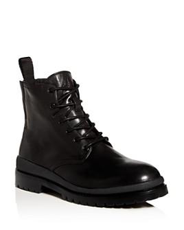 John Varvatos Star USA - Men's Jarvis Punk Leather Boots