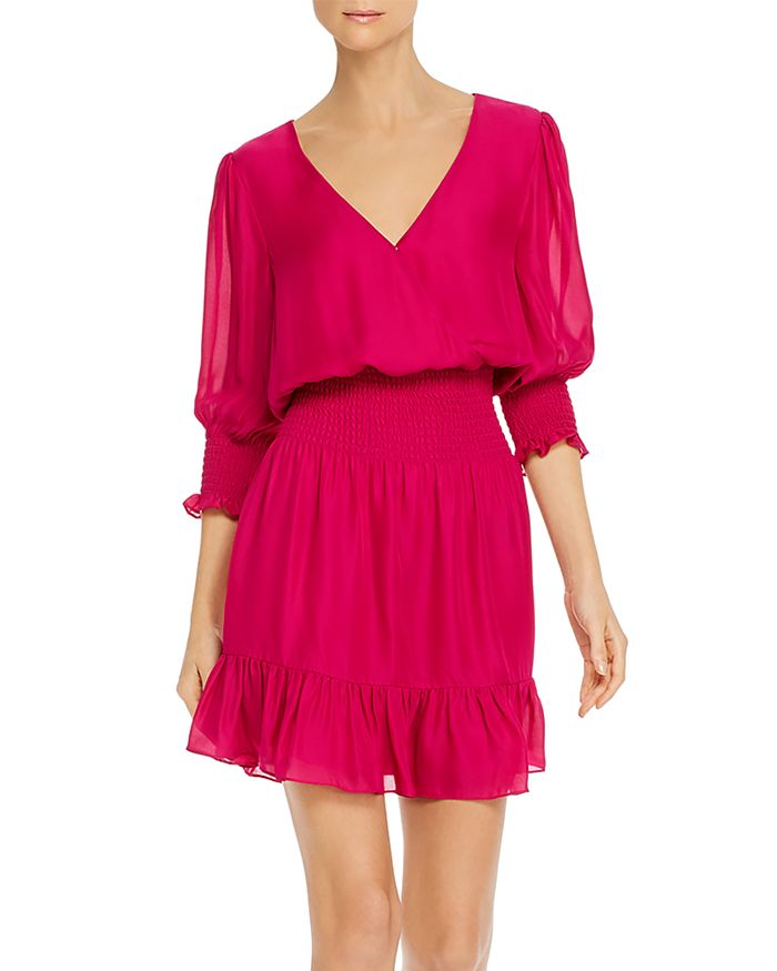 Parker - Olympia V-Neck Smocked Dress