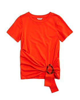 Habitual Kids - Girls' Emma Buckle Detail Top - Little Kid, Big Kid