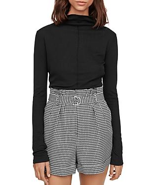 Maje Sweaters TITAN HIGH-NECK SWEATER
