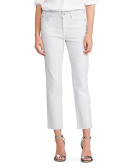Ralph Lauren - Straight Ankle Jeans in Sky