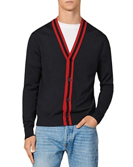 Sandro - Outline Cardigan Sweater