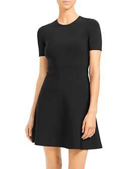 Theory - Mini Skater Dress