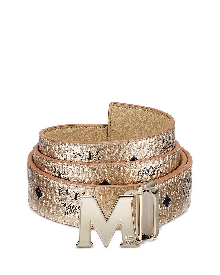MCM - Women's Claus Reversible Belt