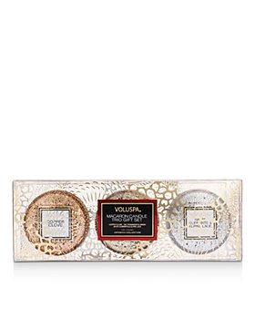 Voluspa - Macaron Trio Candle Gift Set