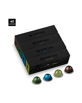 Nespresso - Vertuo Dark Roast Capsules, 40 Count