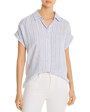 Tommy Bahama Tamil Striped Dolman-Sleeve Shirt-Women