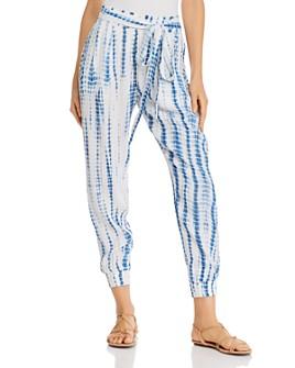 Hemant and Nandita - Esme Tie-Dye Jogger Pants