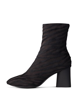 rag & bone - Women's Fei Animal-Print Block Heel Boots