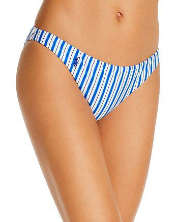 Ralph Lauren - Striped Hipster Bikini Bottom