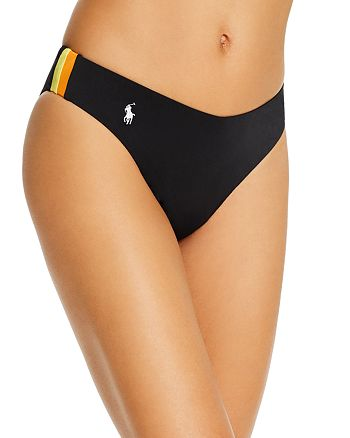 Ralph Lauren - Racing Stripe Bikini Bottom