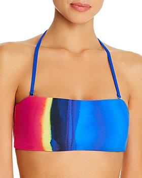 Ralph Lauren - Dip-Dye Bandeau Bikini Top