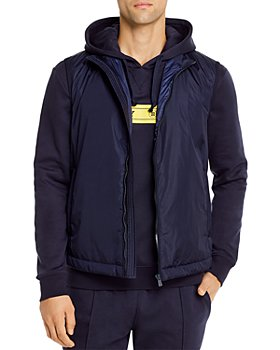 Bally - Techno Thin Regular Fit Down Vest
