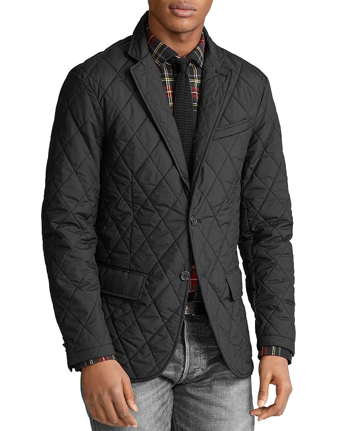 Polo Ralph Lauren - Quilted Sportscoat - 100% Exclusive