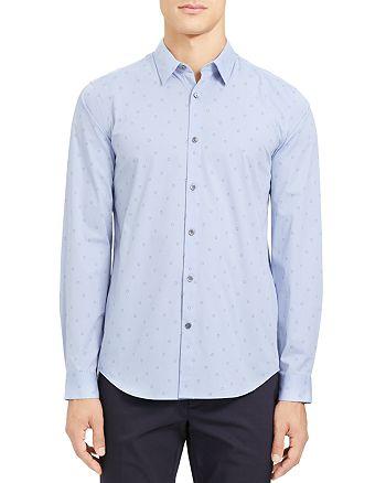 Theory - Irving Circuit Slim Fit Shirt
