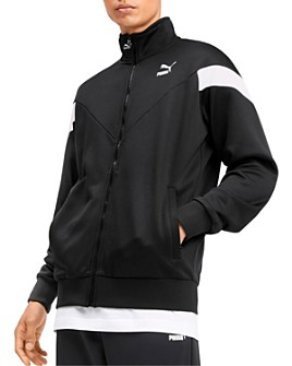PUMA - Iconic MCS Color-Block Track Jacket