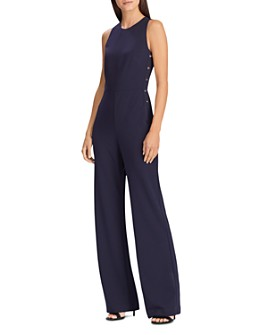 Ralph Lauren - Wide-Leg Jumpsuit