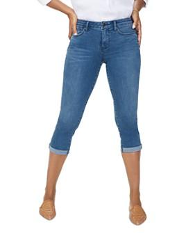 NYDJ - Chloe Capri Jeans in Market