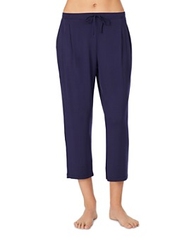 Donna Karan - Cropped Lounge Pants